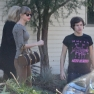 Harry Styles sleeps over Taylor Swifts home