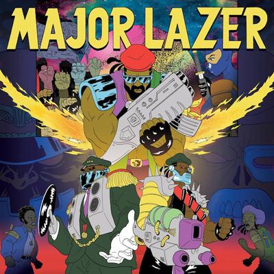 major lazer free the universe