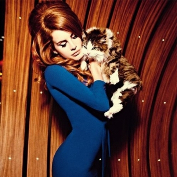 Lana Del Rey's 10 Hottest Photos Of 2012