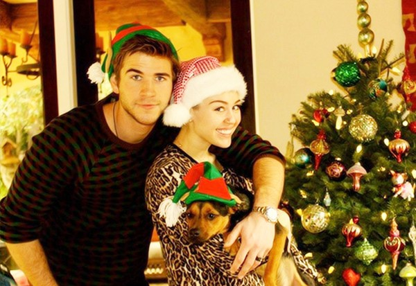 A Very Miley Christmas
