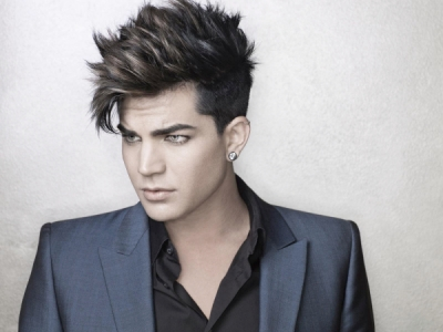 Adam Lambert Trespassing