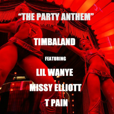 timbaland party anthem