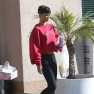Exclusive Rihanna Chris Brown Cool Off With A Slurpee