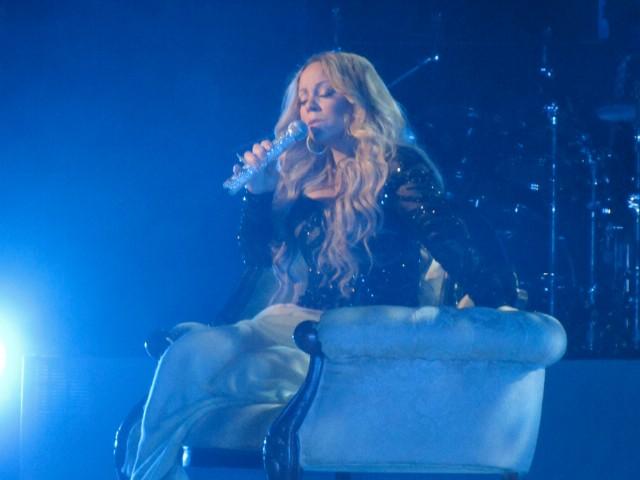 Mariah Carey Sydney concert 2013 tour 1