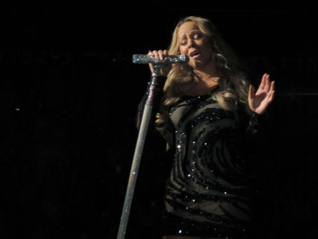 Mariah Carey Sydney concert 2013 tour 5