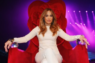 Jennifer Lopez Still Has Her Famous Revealing Grammy Dress: Morning Mix