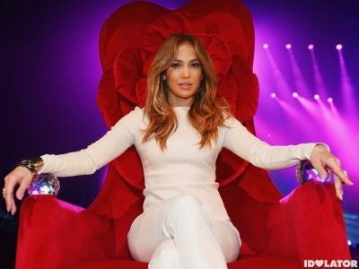 Jennifer Lopez press call