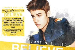 Justin Bieber's 'Believe: Acoustic': Two Bonus Tracks Revealed