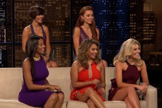 The Saturdays Do Their First American TV Interview On 'Chelsea Lately'