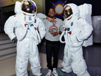 kendrick lamar astronauts
