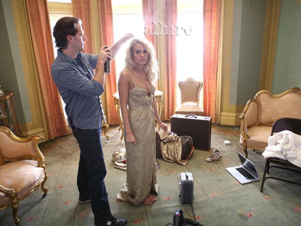 Carrie Underwood Is 'Allure'-ing