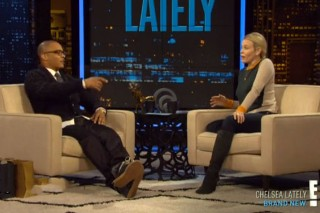 T.I. Talks 'Trouble Man' On 'Chelsea Lately': Watch
