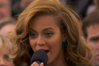 Beyonce Lip-Synced At The Presidential Inauguration & We're All Devastated [UPDATE: Maybe She Sang After All]