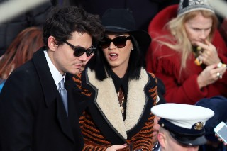 President Obama's Inauguration: Katy Perry & John Mayer Attend Together