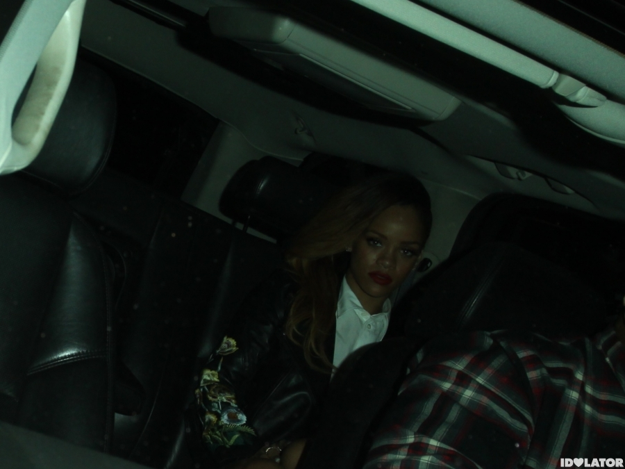 Rihanna: Out In L.A.