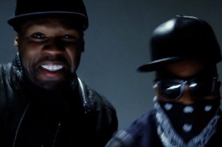 """50 Cent, Snoop Dogg & Young Jeezy's """"Major Distribution"""" Video: It's All Gold Everything"""