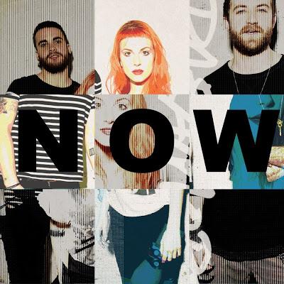 "Paramore ""Now"" Single"