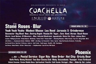 Coachella Lineup 2013: The Stone Roses, Phoenix, Red Hot Chili Peppers To Headline