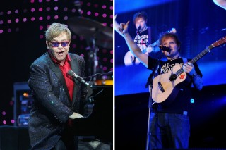Ed Sheeran, Fall Out Boy, Miguel & More Cover Elton John In 'Goodbye Yellow Brick Road' Reissue