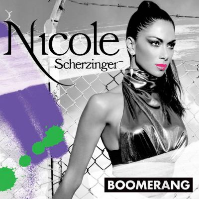 Nicole Scherzinger Boomerang Single Artwork
