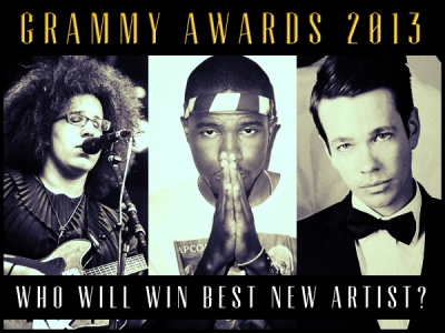Grammys 2013 Best New Artist