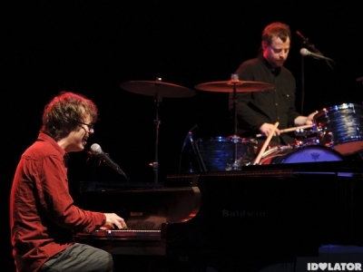 "Ben Folds Five ""Draw A Crowd"" At L.A.'s Wiltern: Concert Review"