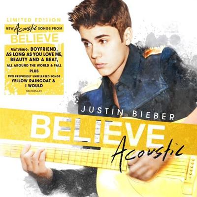 Justin Bieber Believe Acousitc