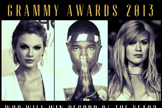 Grammys: Who Will Win Record Of The Year?
