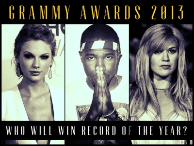 Grammys 2013 Who Will Win Record Of The Year
