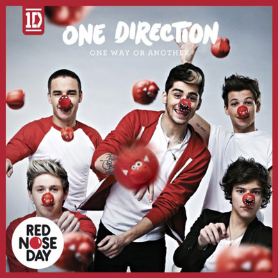 One Direction One Way Or Another Charity Single Cover Artwork