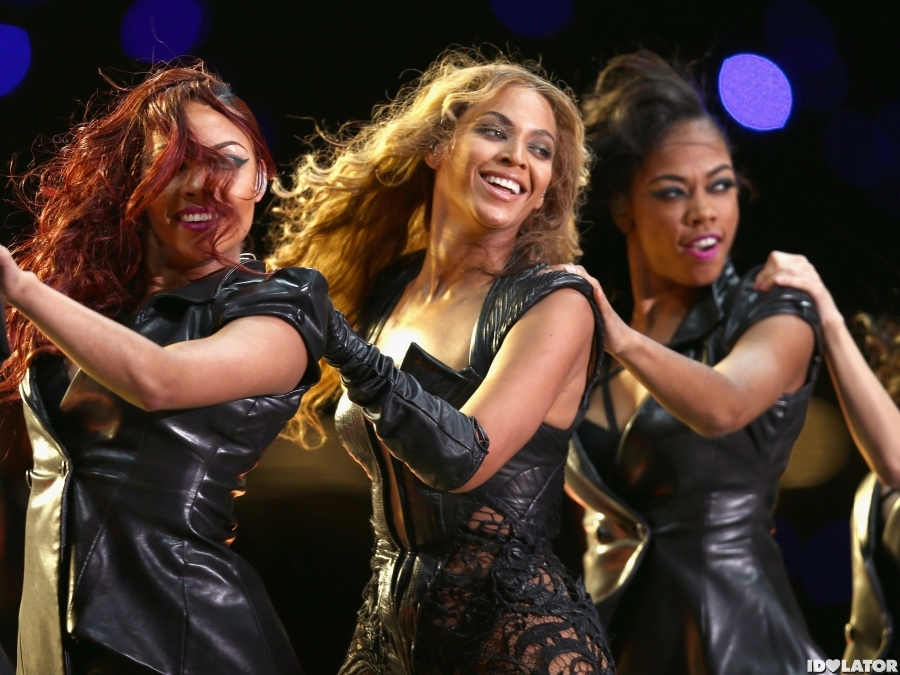 Crazy In Love For Beyonce At The Super Bowl