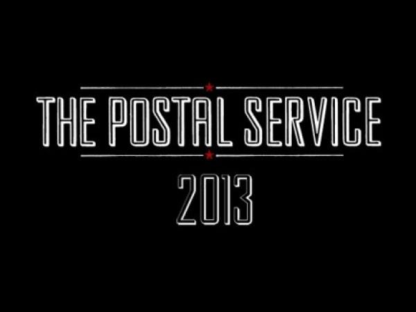 Postal Service 2013 Promo Graphic