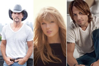 "Tim McGraw, Taylor Swift & Keith Urban's ""Highway Don't Care"": Hear The Country Ballad"