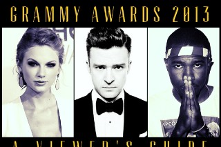 Grammy Awards 2013: A Viewer's Guide