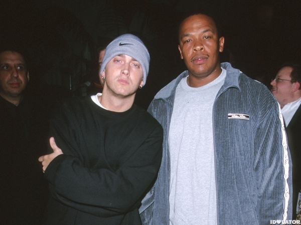dr dre and eminem relationship status