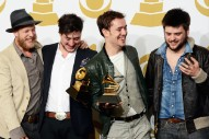 Mumford & Sons' 'Babel' Benefits From Grammys Push, Returns To #1