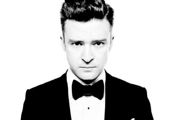 Justin Timberlake Suit Tie The 20 20 Experience Mirrors 2013 black white