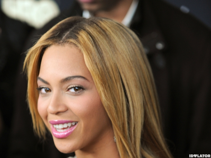 Beyonce Shines At New York Premiere
