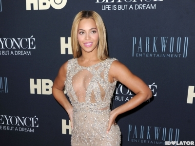Beyonce Premieres 'Life Is But A Dream' In New York