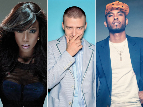 Kelly Rowland Justin Timberlake Miguel Sexy Songs