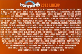 Bonnaroo 2013 Festival Lineup Features Paul McCartney, Mumford & Sons, Bjork