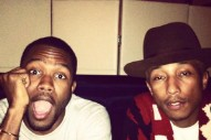Frank Ocean Is Working With Pharrell & Danger Mouse On Next Album, Has 11 Songs In The Bag