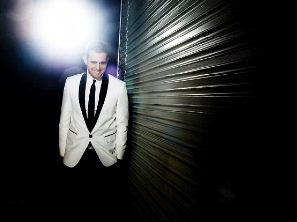 Michael Buble To Be Loved 2013 promo photo pic
