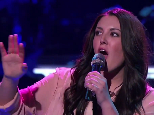 Kree Harrison American Idol sudden death rounds 2013 Season 12