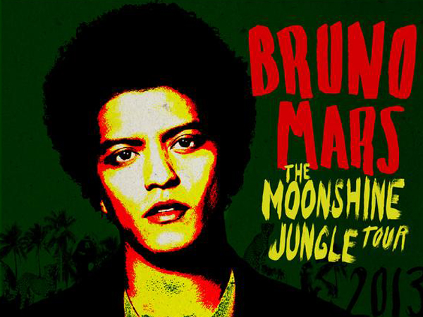 bruno mars moonshine jungle tour