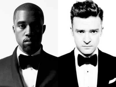 "Justin Timberlake And Kanye West Officially Quash ""Suit & Tie"" Beef, Toss Around Collaboration Ideas"