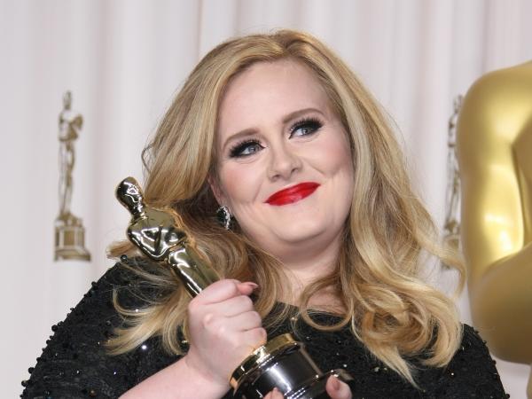 85th Annual Academy Awards - Press Room adele