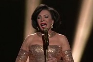 "Did Dame Shirley Bassey's ""Goldfinger"" Performance Save The Oscars?: Morning Mix"
