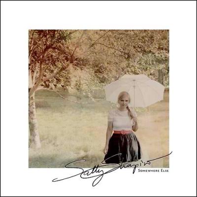 Sally Shapiro Somewhere Else album cover art
