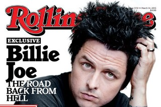 Billie Joe Armstrong Talks Substance Abuse & Rehab In 'Rolling Stone' Cover Story